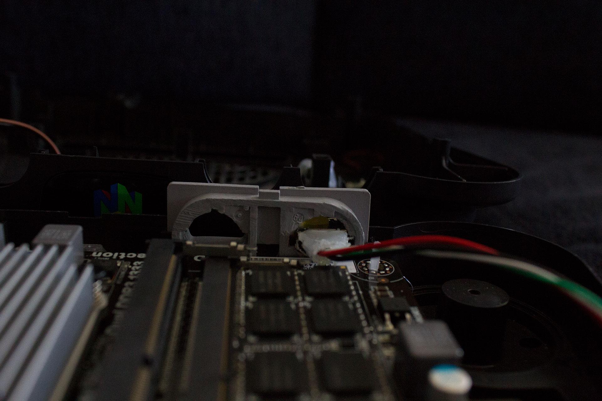 N64 USB port